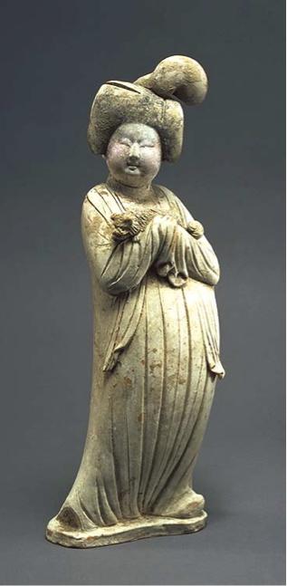 Gravfigur, foto: Kyoto nasjonale museum