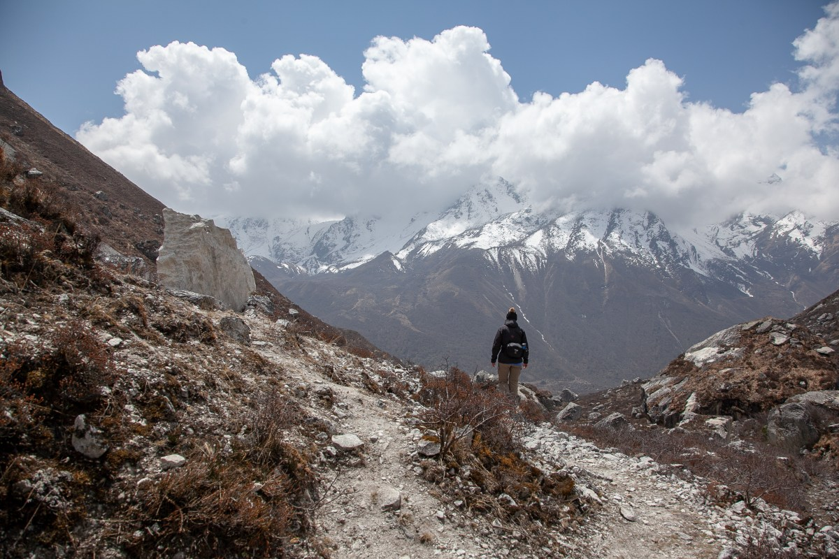 Langtang-dalen: Til fots i Himalaya