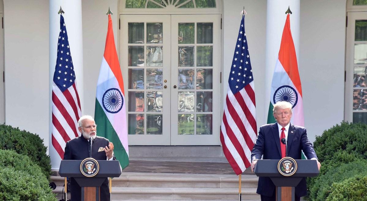 Trump og Asia: Lars Tore Flåten om India
