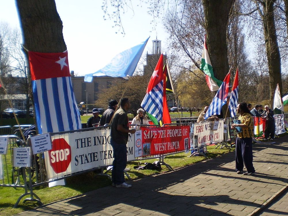 West-Papua-demonstration