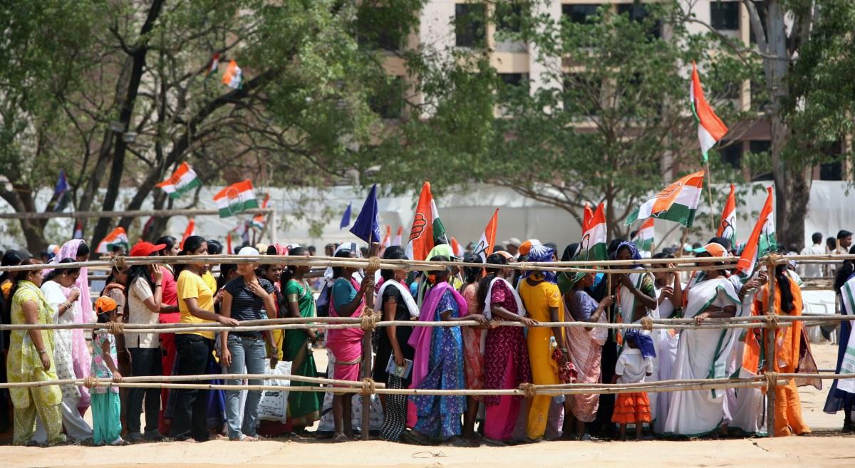 Hvem dominerer Indias nasjonale valg?