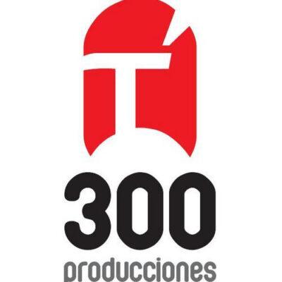 300 producciones