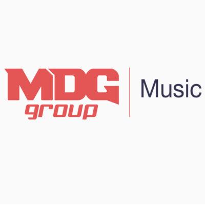 logo mdg music