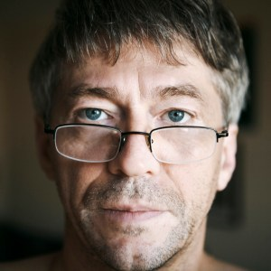 Valery Klamm_self portrait