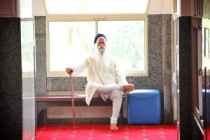 Giani Ran Singh of Gurdwara Sahib Malacca - Photo courtesy of SikhInside
