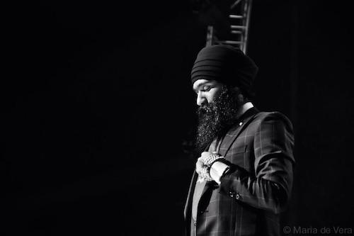 Sukhdeep Singh aka L-Fresh The Lion