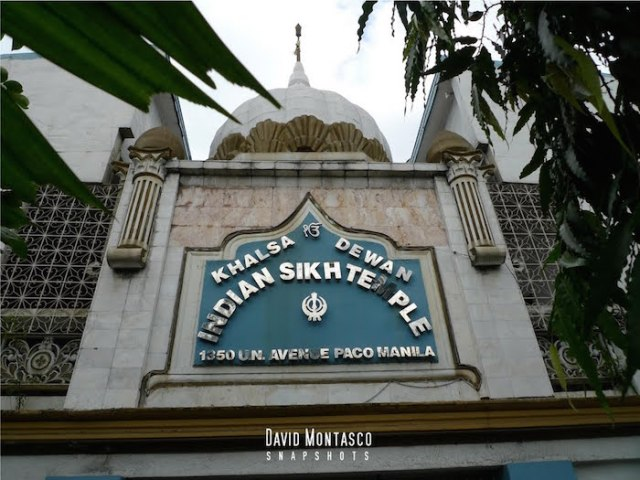 Khalsa Diwan Indian Sikh Temple - PHOTO/DAVIDMONTASCO
