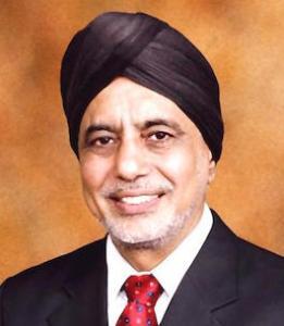 Dr Ranjit Singh Malhi