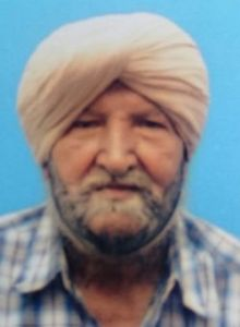 Amar Singh Dhillion (1931-2016), Taman Dato Harun