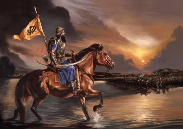 Sava Lakh Khalsa Banda Singh Bahadur by Kanwar Singh Dhillon