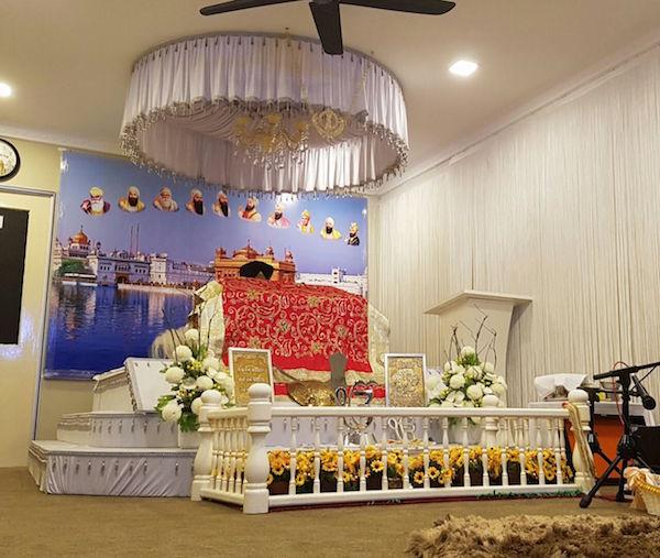 TTDI Jaya Darbar Sahib turns one - PHOTO / SUPPLIED