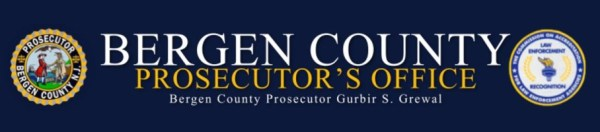 The landing page for the Bergen County Prosecutor Office's website - PHOTO / ASIA SAMACHAR