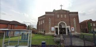 Southampton Methodist church in Burgess Road
