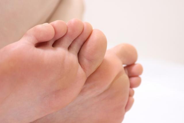 足のすっぱい臭い