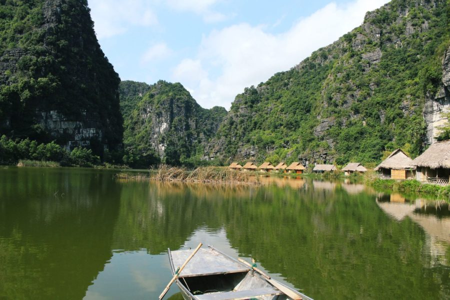 Experiences traveling Vietnam - Ninh Binh Valley Homestay