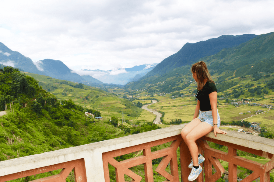 Top experiences traveling Vietnam - see rice terraces in Sapa