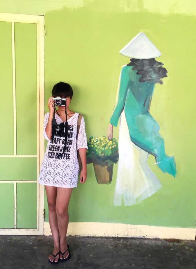 Art in Vietnam - Tam Thanh mural village