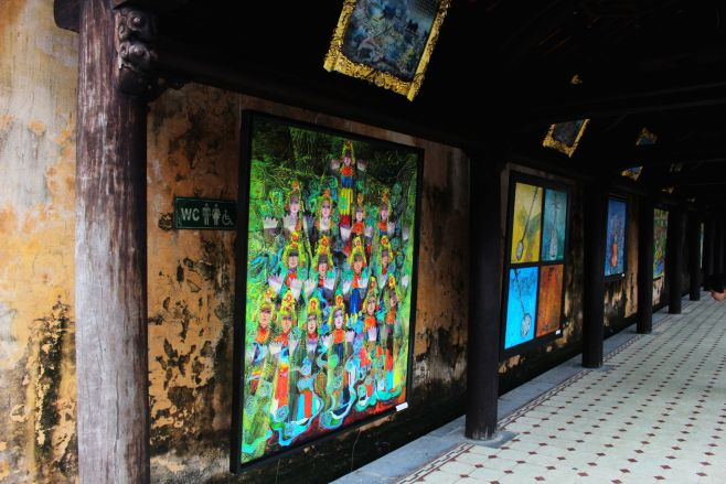Art in Vietnam - art in Hue