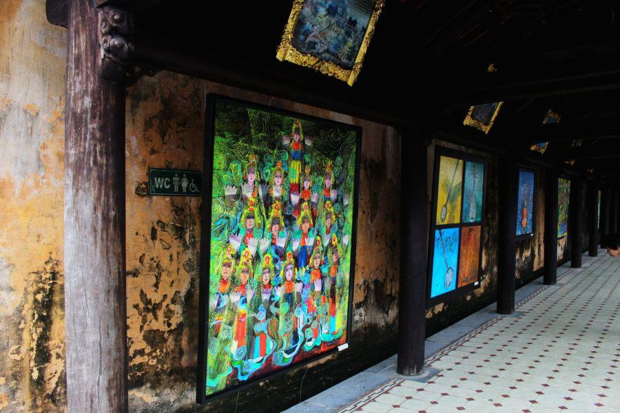 Art in Vietnam - art in Hue