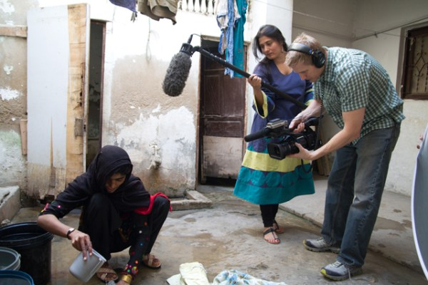 Interview: Sharmeen Obaid Chinoy, the First Pakistani ...