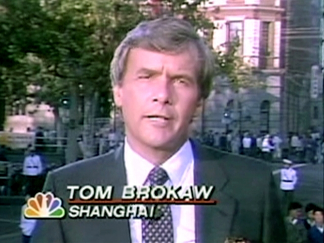 Tom Brokaw Reflects on His Work in China | Asia Society