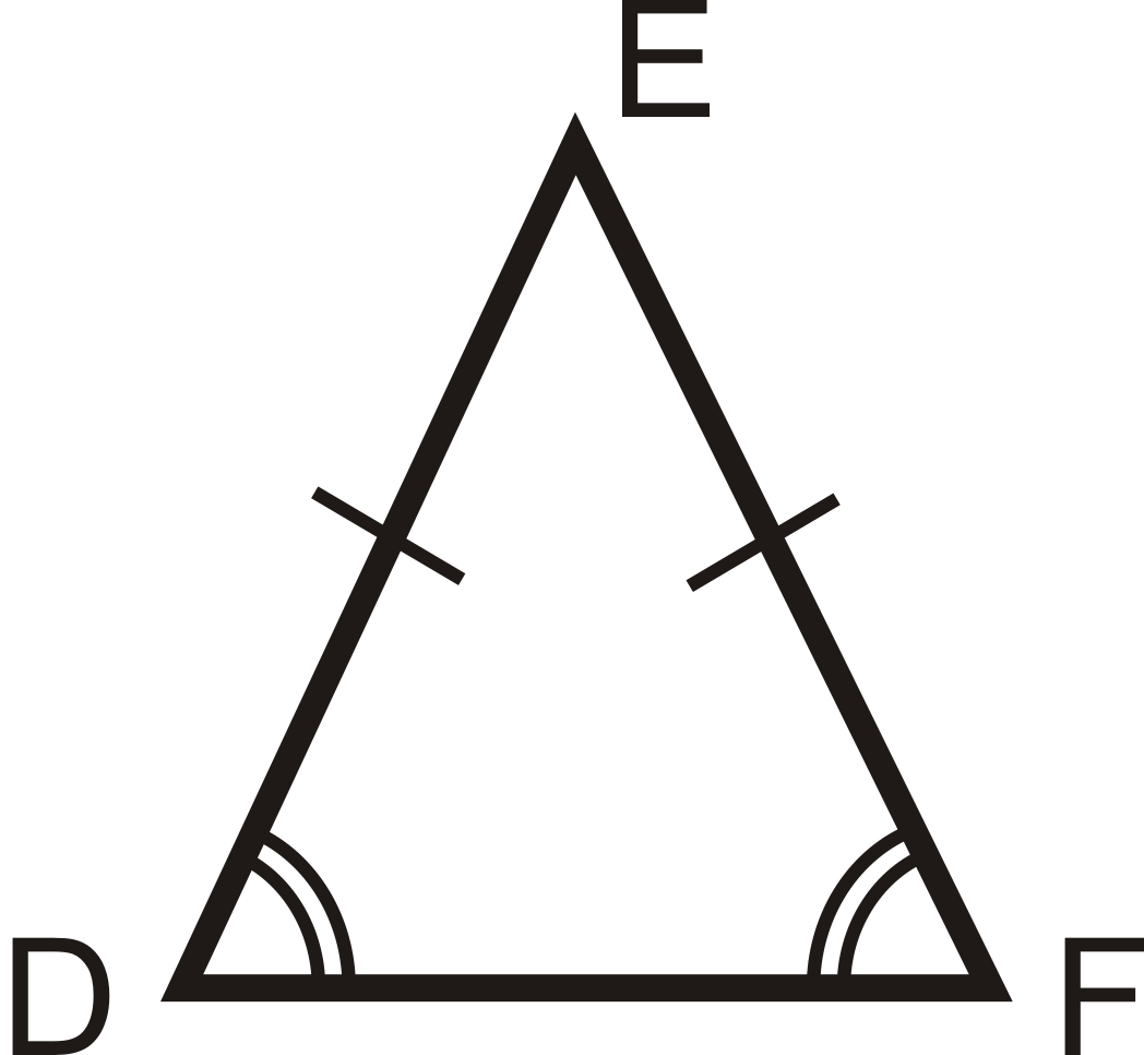 Acute Triangle Real Life Example