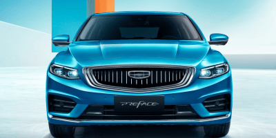Geely Electric Vehicle