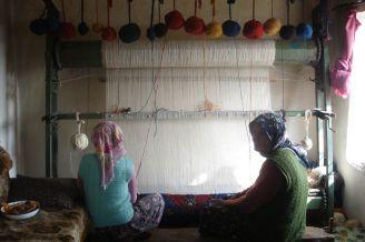 Yuntdag weavers