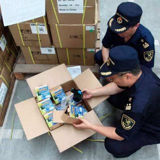 Таможенное оформление грузов из Китая