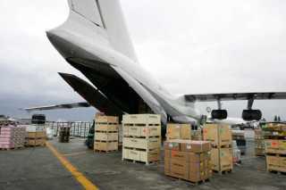 Доставки груза из Китая самолетом