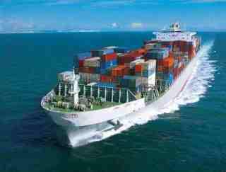 Транспортировка грузов из Китая морем