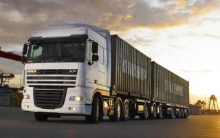 Доставка грузов из Китая автотранспортом