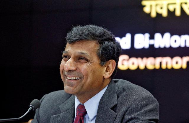 Former Reserve Bank of India Governor Raghuram Rajan in Mumbai, India, June 7, 2016. Reuters/Danish Siddiqui