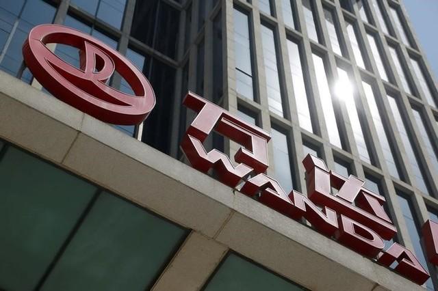 Dalian Wanda Group's Wanda Plaza building is pictured in Beijing, China, May 17, 2016. Photo: Reuters/Kim Kyung-Hoon