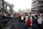 Baghdad bombing Karrada