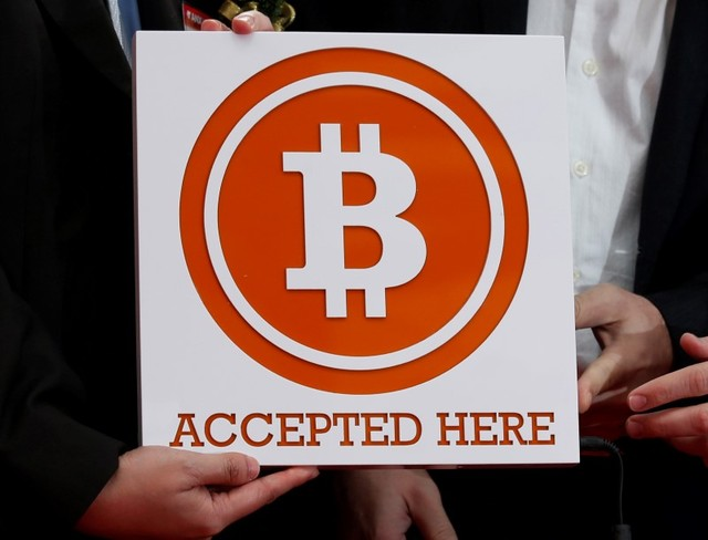 Many are predicting that Bitcoin still has further to fall and may drop to $3,000 or lower. Photo:  Reuters/ Bobby Yip