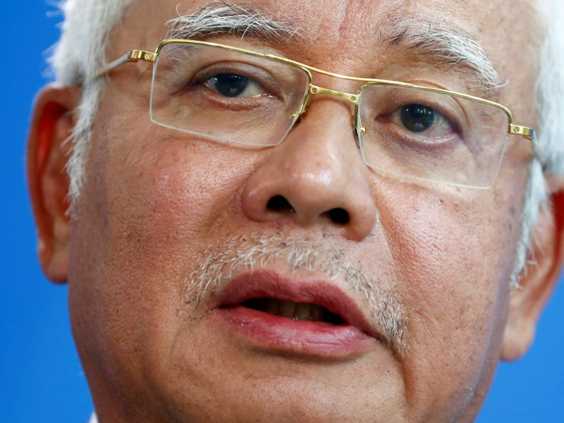 Some commentators had forecast a 'populist' budget by the Malaysia Prime Minister Najib ahead of likely elections next year. Hannibal Hanschke, Reuters.