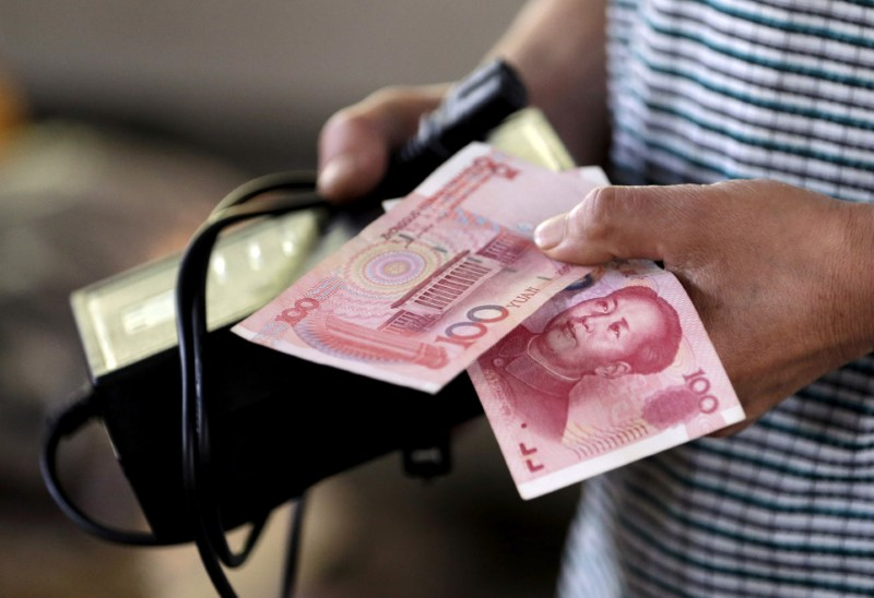 VAT cashback.  Reuters/Jason Lee/File Photo