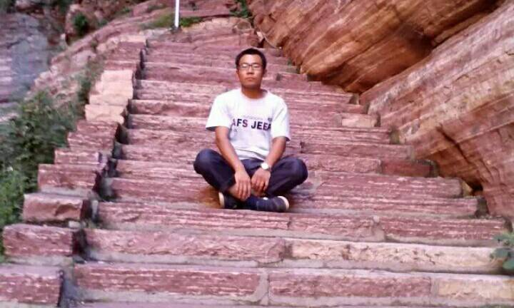 Jia Jinglong, the farmer sentenced to death for the murder of a government official. Photo: WeChat