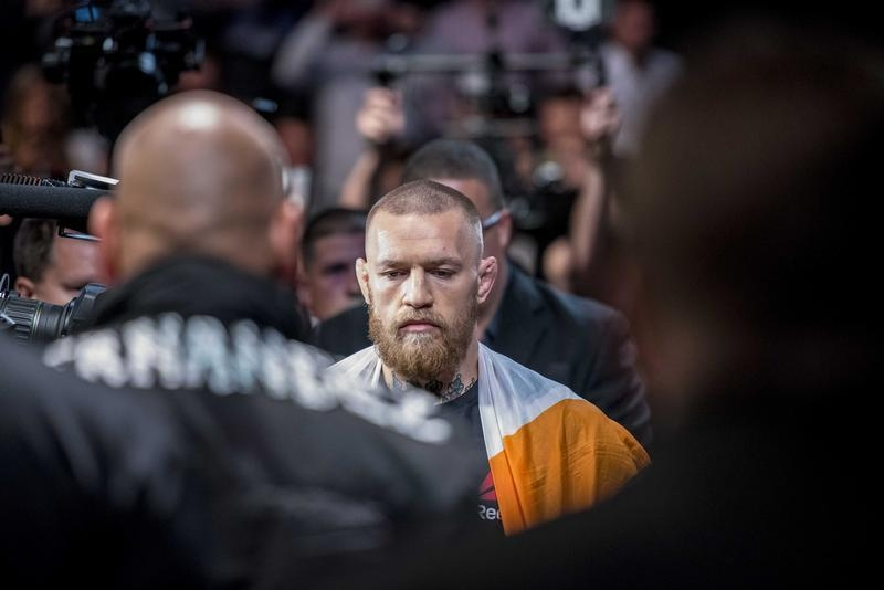 MMA champion Conor McGregor. Photo: Reuters/Joshua Dahl-USA TODAY Sports