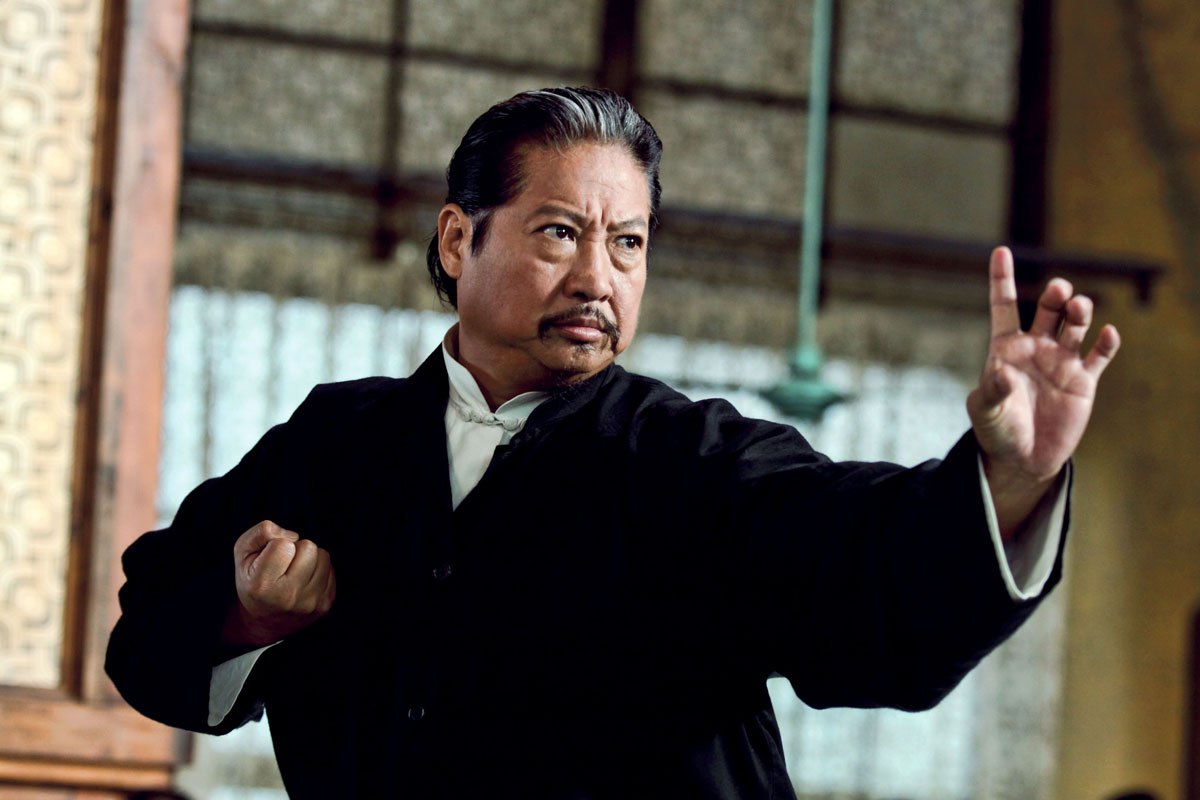 Sammo Hung in Ip Man 2