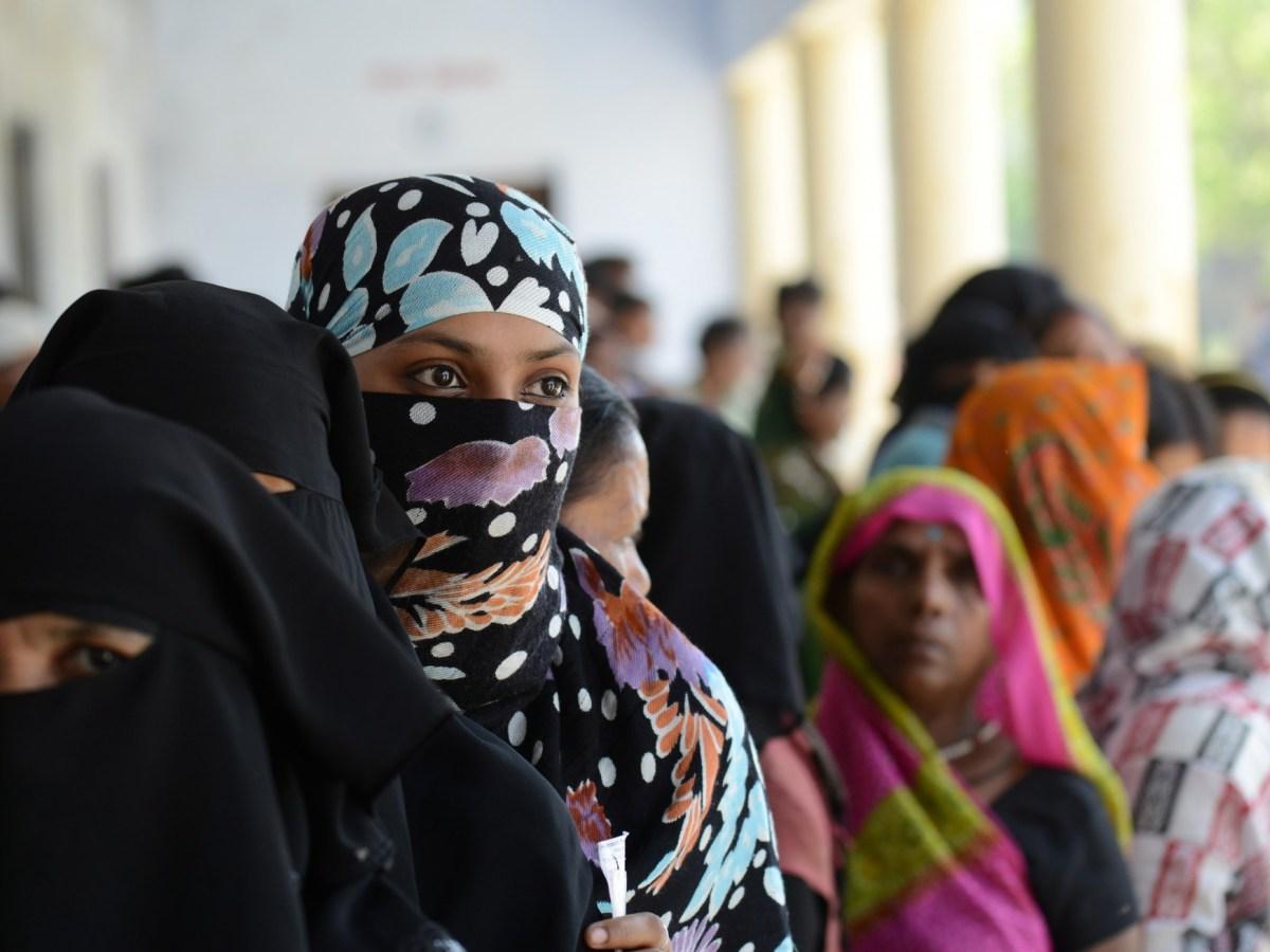 Photo: AFP / Sanjay Kanojia