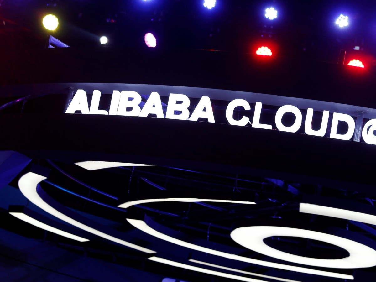 Alibaba Cloud launched in 2009 and now has 52 international data centers. Photo: Reuters/Bobby Yip