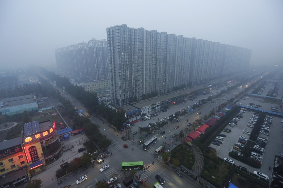Owners of such properties might finally get the long awaited property rights. Photo: Jason Lee, Reuters