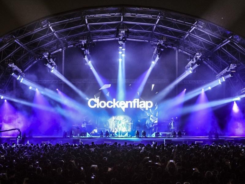 Photo: Chris Lusher © Clockenflap