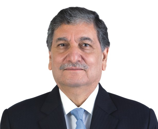 Ishaat Hussain has become interim chairman of Tata Sons software arm Tata Consultancy Services. Photo: Tata Group