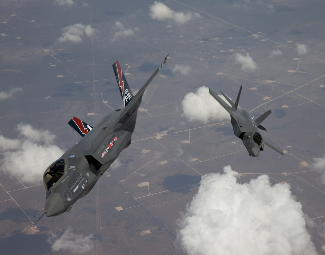 F-35 fighter jets. Photo: Reuters