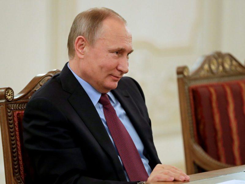 Photo: Reuters/Dmitri Lovetsky