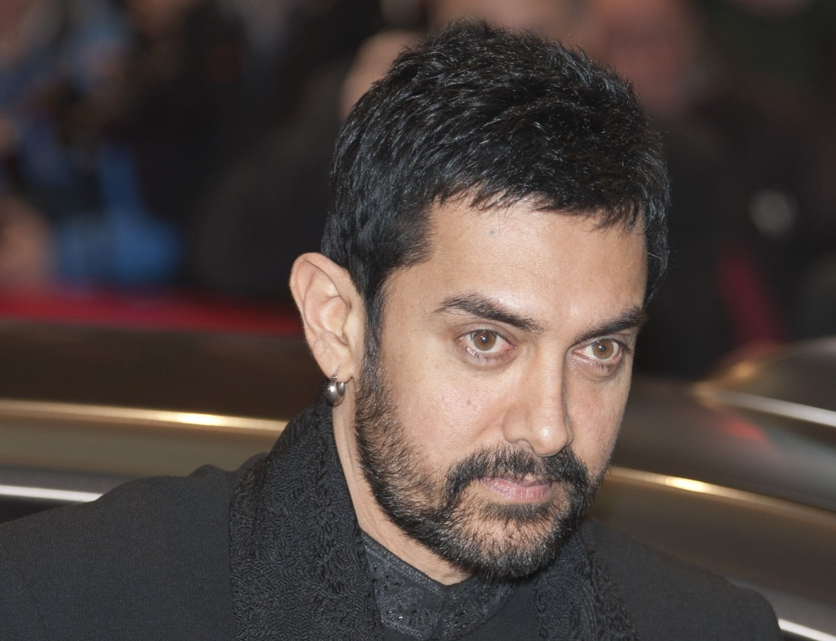 Aamir Khan, Indian actor and director, member of the international jury of the Berlinale 2011, arriving at the premiere of True Grit. Photo: Siebbi via Wikiedia Commons; CC license.