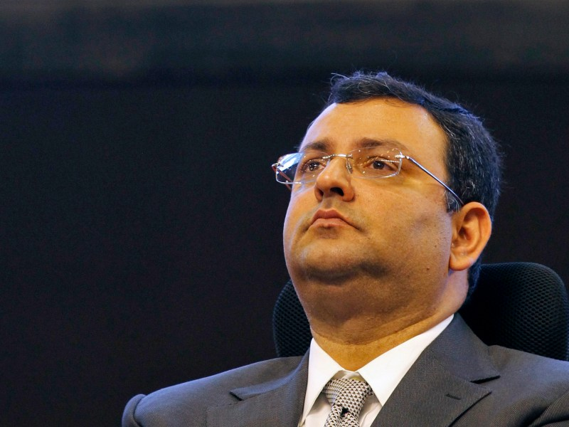 Cyrus Mistry is not taking matters lying down. Photo: Reuters